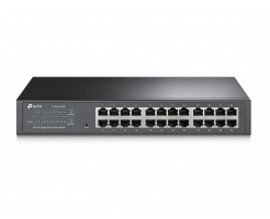 TP-LINK JetStream 24-Port Gigabit Easy Smart Switch TL-SG1024DE