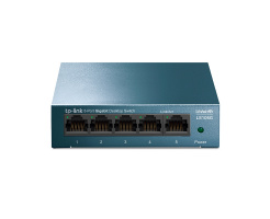 TP-LINK LiteWave 5-Port Gigabit Desktop Switch LS105G