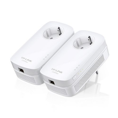 TP-LINK TL-PA8010P KIT AV1200 Gigabit Passthrough Powerline Starter Kit (2 stuks)