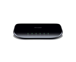 TP-LINK Unmanaged 5-Port Gigabit Desktop Switch TL-SG1005D