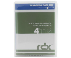 Tandberg RDX QuickStor 4TB Cartridge