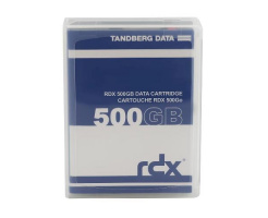 Tandberg RDX QuickStor 500 GB Cartridge