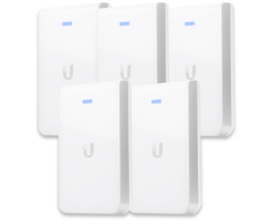 Ubiquiti UniFi AC In-Wall AP 5-Pack