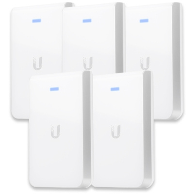 Ubiquiti UniFi AC In-Wall Pro AP 5-Pack