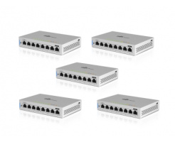 Ubiquiti UniFi Switch 8 - US-8 5 Pack
