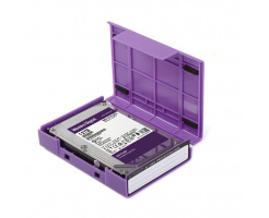 WarrantyCare 3,5 HDD Protection Box Purple