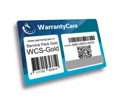Warrantycare Service Pack G level Gold