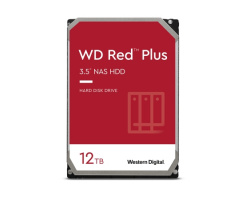 12TB WD RED Plus NAS HDD WD120EFBX