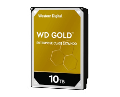 10TB Western Digital Gold WD102KRYZ