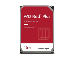 14TB WD RED Plus NAS HDD WD140EFGX