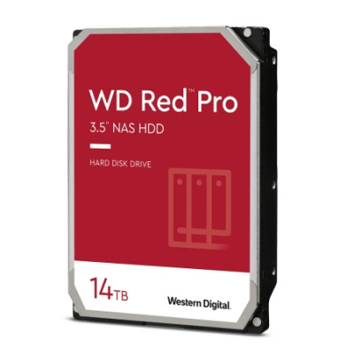 14TB WD RED Pro NAS HDD WD141KFGX