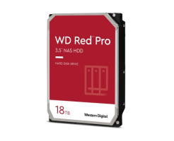 18TB WD RED Pro NAS HDD WD181KFGX