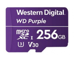 256GB Western Digital Purple Surveillance microSDXC
