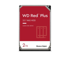2TB WD RED Plus NAS HDD WD20EFRX