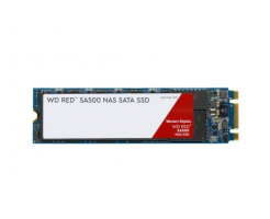 500GB WD RED SA500 NAS SATA M.2 2280 SSD