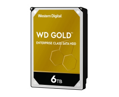 6TB Western Digital Gold WD6003FRYZ