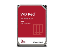 8TB WD RED NAS HDD WD80EFAX