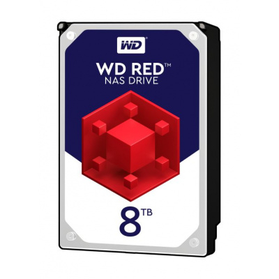 8TB WD RED NAS HDD WD80EFZX