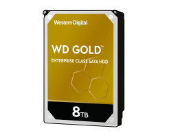 8TB Western Digital Gold WD8004FRYZ