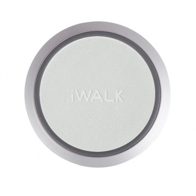 iWalk Leopard LC Wireless Charging Pad White