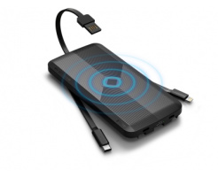 iWalk Scorpion Air Plus 12000mAh Zwart