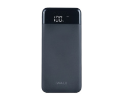 iWalk Urban with Smart LCD 10000mAh Black