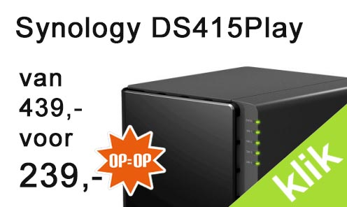 Synology DS415play